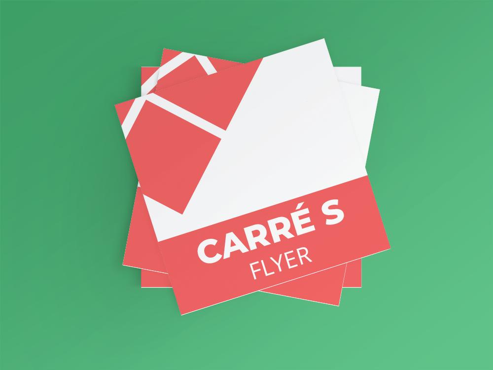 Flyers Carré S